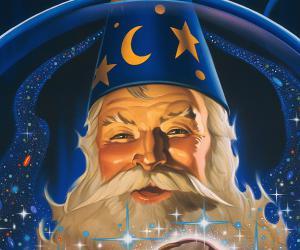 Wizard Eclair